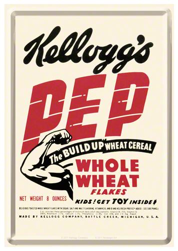 10158 Postikortti Kellogg's PEP