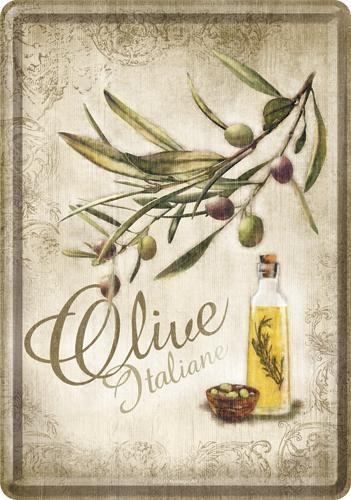 10170 Postikortti Olive