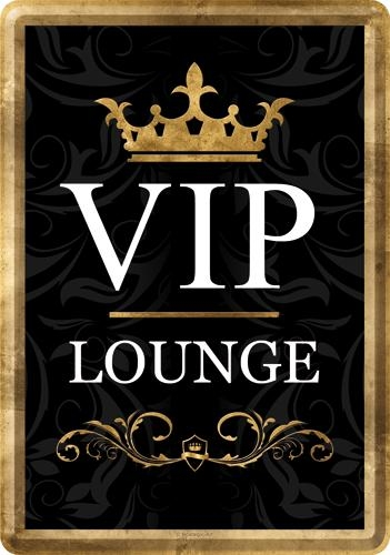 10209 Postikortti VIP Lounge