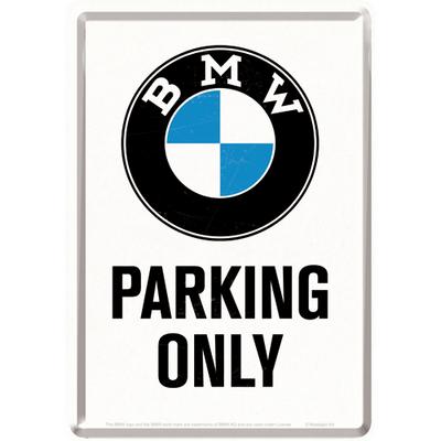 10269 Postikortti BMW Parking Only