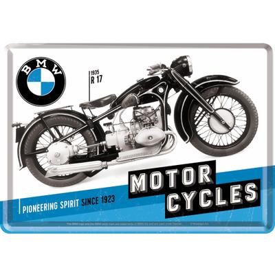 10284 Postikortti BMW Motorcycles