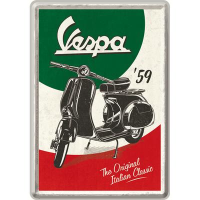 10316 Postikortti Vespa The Original Italian Classic