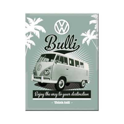 14299 Magneetti VW Retro Bulli  - The Original Ride