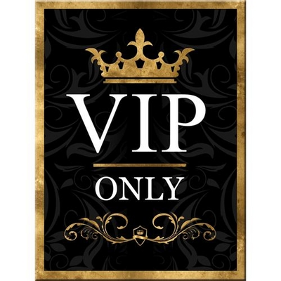 14304 Magneetti VIP Only