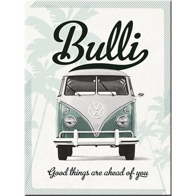 14310 Magneetti VW Bulli Good things are ahead of you