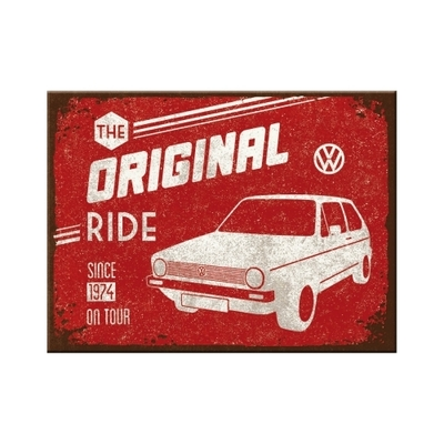 14318 Magneetti VW Golf  - The Original Ride