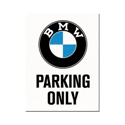 14323 Magneetti BMW Parking Only