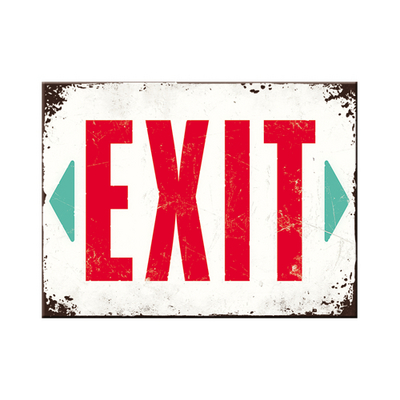 14327 Magneetti Exit
