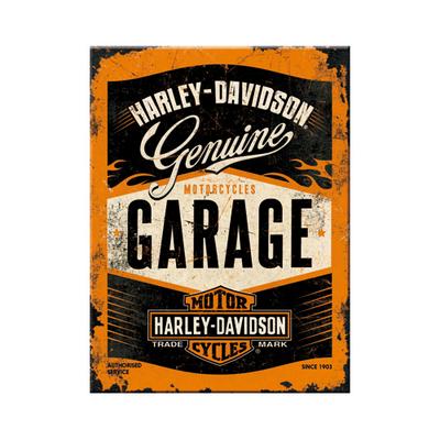 14332 Magneetti Harley-Davidson Garage
