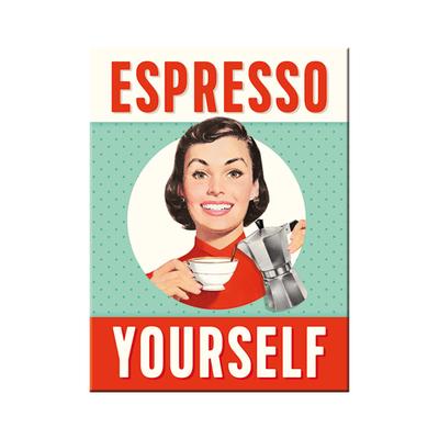 14350 Magneetti Espresso Yourself