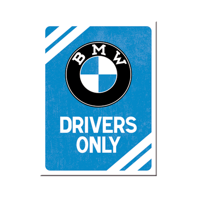 14369 Magneetti BMW  Drivers Only