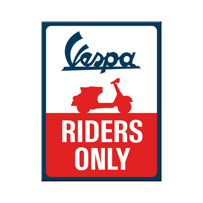 14380 Magneetti Vespa - Riders Only