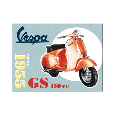 14384 Magneetti Vespa - GS 150 Since 1955