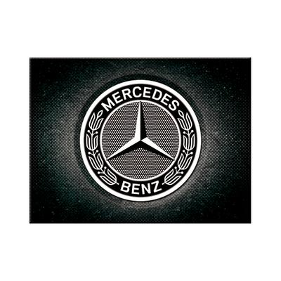 14390 Magneetti Mercedes-Benz - Logo Black