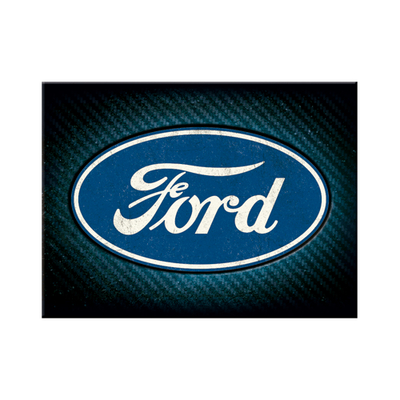 14399 Magneetti Ford - Logo Blue Shine