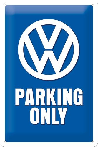 22194 Kilpi 20x30 VW Parking Only