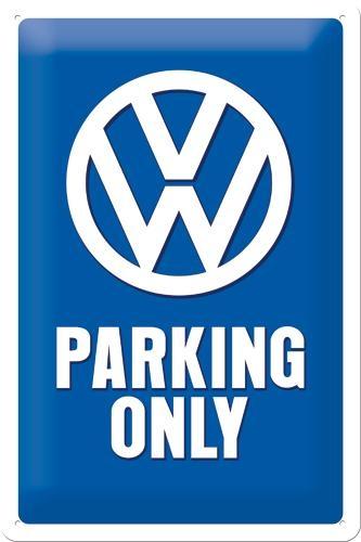 22194 Kilpi 20x30 VW Parking Only