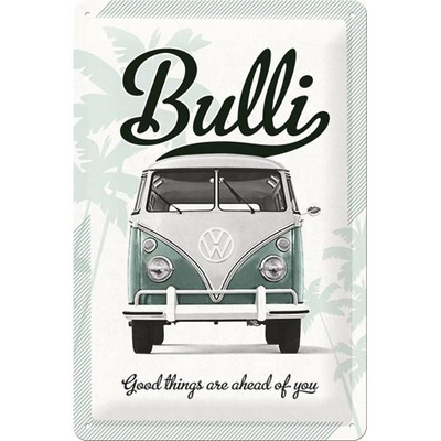 22213 Kilpi 20x30 VW Bulli Good things are ahead of you