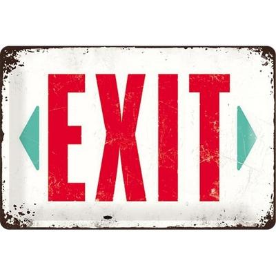22218 Kilpi 20x30 Exit