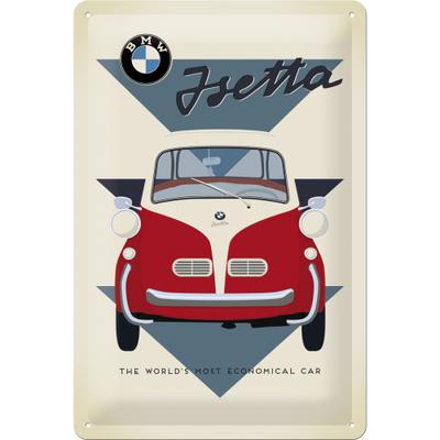 22242 Kilpi 20x30 BMW Isetta