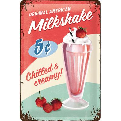 22255 Kilpi 20x30 Original American Milkshake