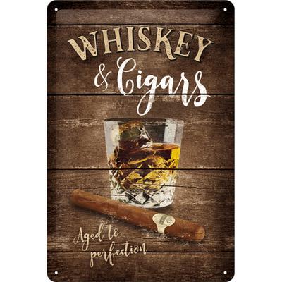 22257 Kilpi 20x30 Whiskey & Cigars