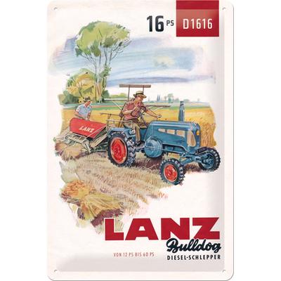 22259 Kilpi 20x30 Lanz Diesel-Schlepper