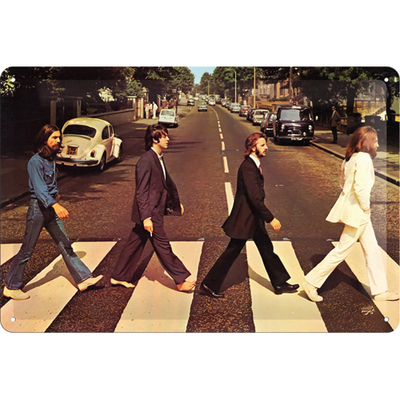 22261 Kilpi 20x30 The Beatles Abbey Road