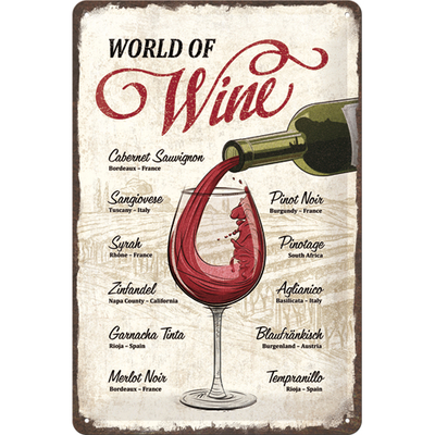 22265 Kilpi 20x30 World of wine
