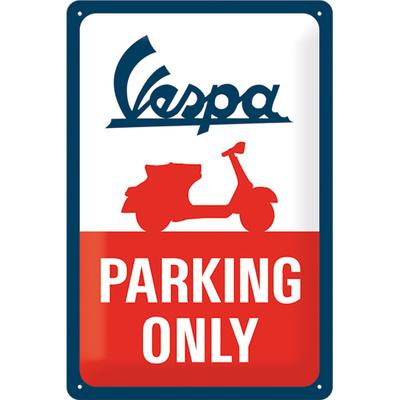 22282 Kilpi 20x30 Vespa Parking Only