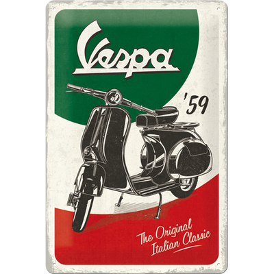 22283 Kilpi 20x30 Vespa The Original Italian Classic