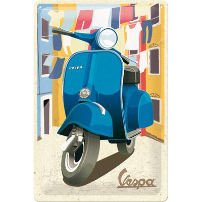 22311 Kilpi 20x30 Vespa - Italian Laundry