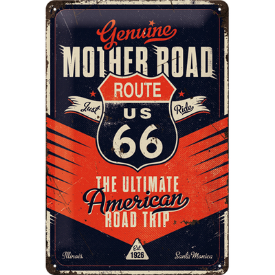 22314 Kilpi 20x30 Route 66 The Ultimate Road Trip