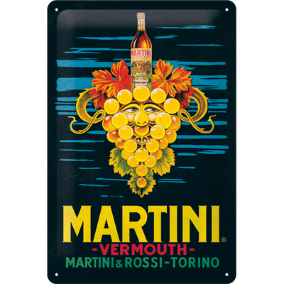 22320 Kilpi 20x30 Martini - Vermouth Grapes