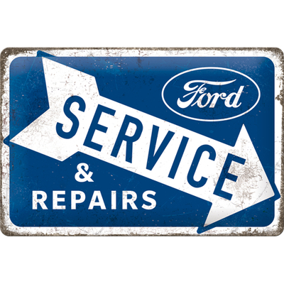 22324 Kilpi 20x30 Ford - Service & Repairs