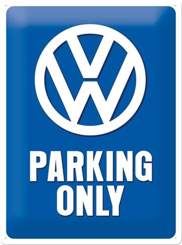 23135 Kilpi 30x40 VW Parking Only