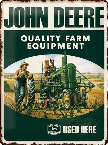 23137 Kilpi 30x40 John Deere Quality Farm Equipment