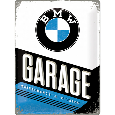 23211 Kilpi 30x40 BMW Garage