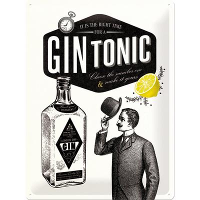 23219 Kilpi 30x40 Gin Tonic