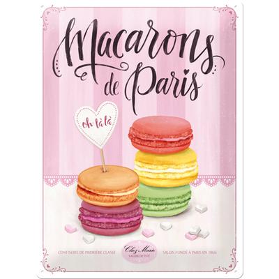 23221 Kilpi 30x40 Macarons de Paris