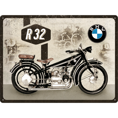 23232 Kilpi 30x40 BMW Motorcycle R32