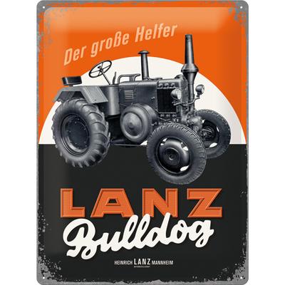 23236 Kilpi 30x40 Lanz Bulldog