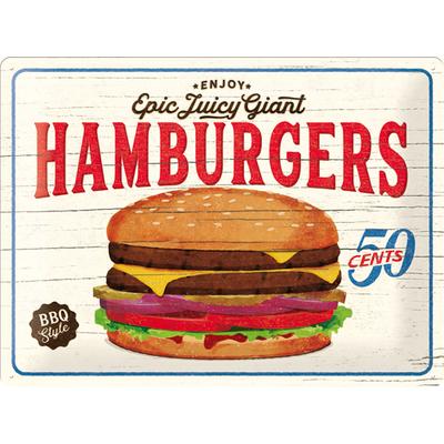 23240 Kilpi 30x40 Hamburgers