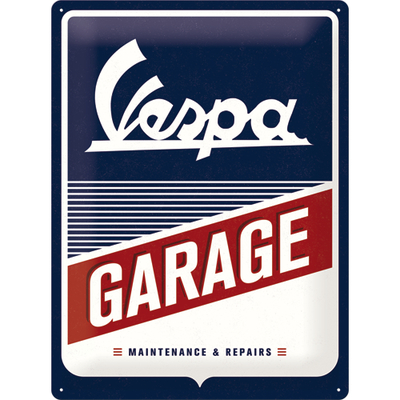 23257 Kilpi 30x40 Vespa Garage