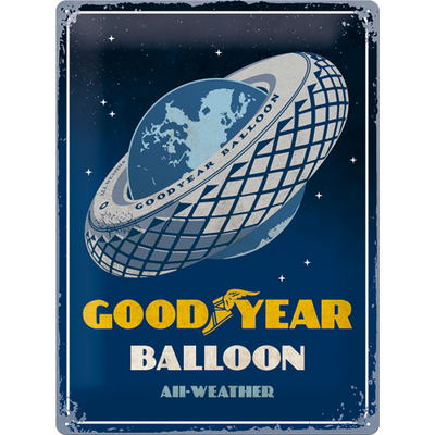 23270 Kilpi 30x40 Goodyear - Balloon Tire