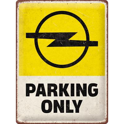 23316 Kilpi 30x40 Opel - Parking