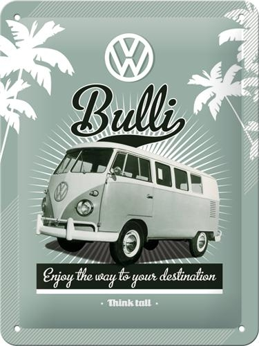26142 Kilpi 15x20 VW Bulli