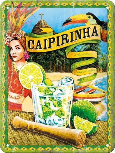 26145 Kilpi 15x20 Caipirinha