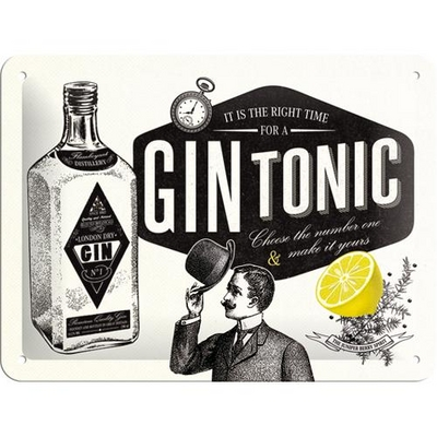 26168 Kilpi 15x20 Gin Tonic