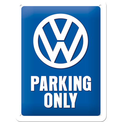 26169 Kilpi 15x20 VW Parking Only